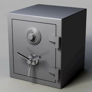 Сейфы и запирающие устройства исключены из национального перечня по сертификации